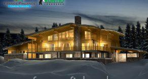 MOUNTAIN SKI HOUSE – 769,1 m²
